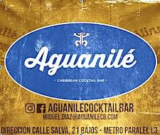 Aguanilé Cocktail Bar logo