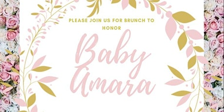 Tyisha and Arthur's Surprise Baby Brunch tickets