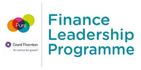 Finance Leadership Programme 2020 - Cambridge  tickets