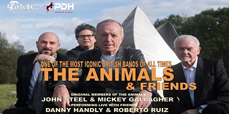 The Animals & Friends + Support : Wham Bam  tickets