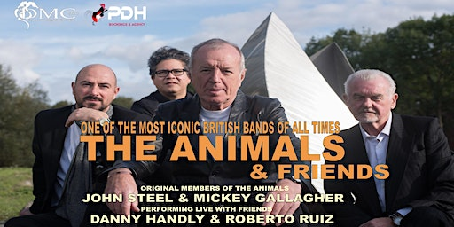The Animals & Friends + Support : Wham Bam