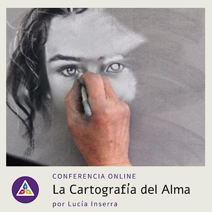 Imagen de Conferencia: la Cartografía del Alma por Lucia Inserra
