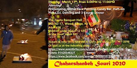 Chaharshanbeh Souri 2020 tickets