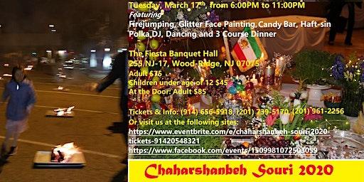 Chaharshanbeh Souri 2020