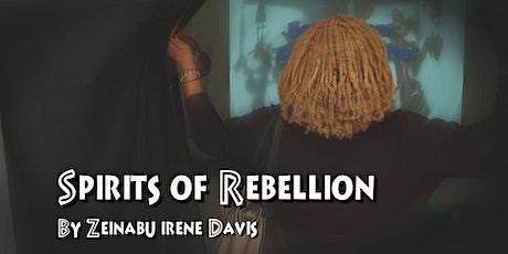 Spirits of Rebellion: Black Cinema at UCLA tickets