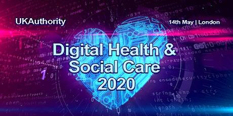 Digital Health & Social Care 2020 tickets