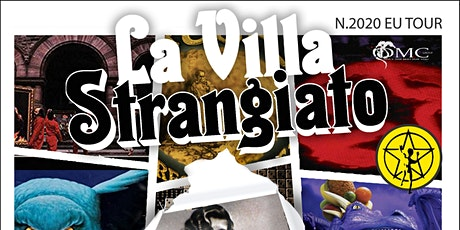 La Villa Strangiato a tribute to Rush | South of Heaven - Bilzen tickets