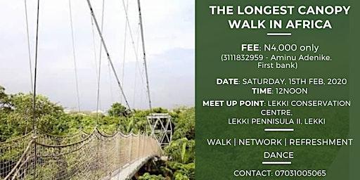 The Longest Canopy Walk - LCC