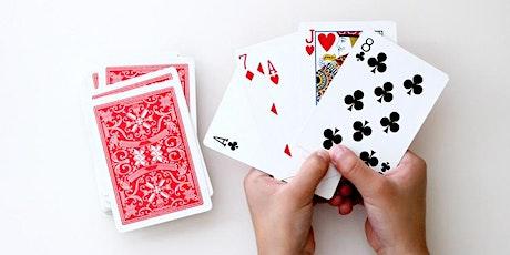 Copia de Card Games & Tricks + MAGICIAN VISIT (7-10 años) entradas