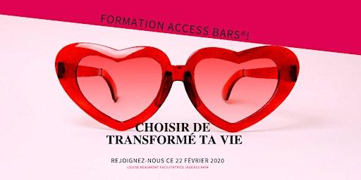 Formation ACCESS BARS®! Québec