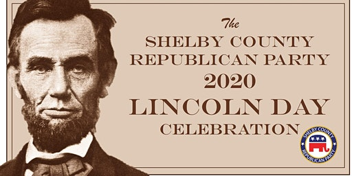 2020 Shelby County Republican Party Lincoln Day Dinner