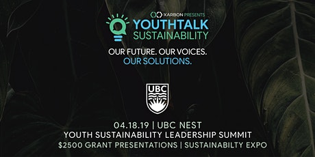 YouthTalkSustainability - Youth Leadership Summit tickets