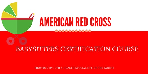 American Red Cross Babysitters Certification Course