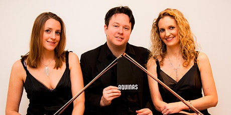 Aquinas Piano Trio tickets