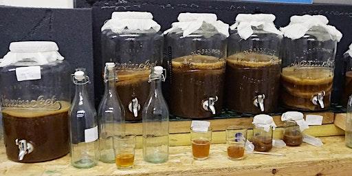 Kombucha teeseenejoogi valmistamise meistriklass