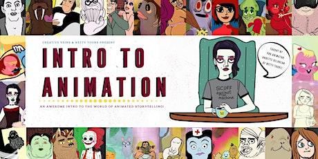 Intro to Animation Class | Jacksonville, Florida  tickets