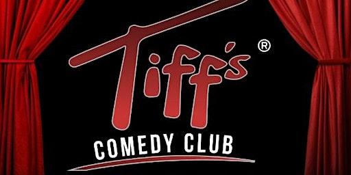 Stand Up Comedy Night at Tiffs Comedy Club Morris Plains NJ - Feb 22nd 9pm