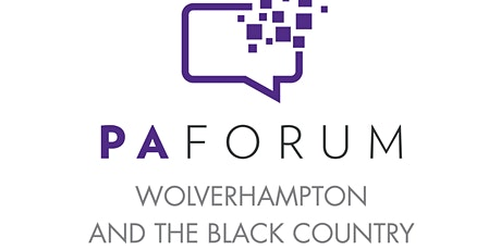 Wolverhampton and the Black Country PA Forum tickets
