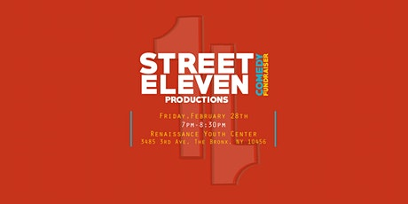Street Eleven Productions: Comedy Show Fundraiser for the Youth tickets