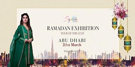 Ramadan Exhibition in Abu Dhabi tickets