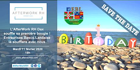 AWRH Dax fév. 20 - Première bougie ! billets
