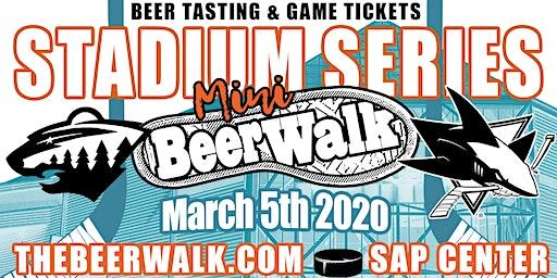 San Jose Sharks & Breweries - Stadium Series 2020