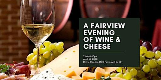 Fairview Community Association - Wine & Cheese Fundraiser 2020