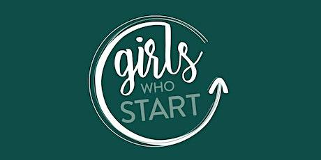 Girls Who Start: Design Challenge Hackathon tickets