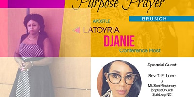 Women of Purpose Prayer Brunch