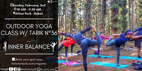 Outdoor yoga class in Rabat n°36: Inner Balance billets