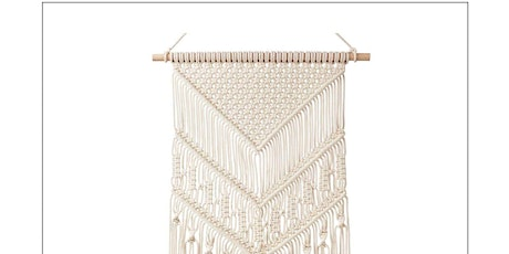 Macrame Class with Angela Lucchesi-Karran tickets