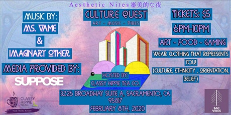 Aesthetic Nites: Culture Quest tickets