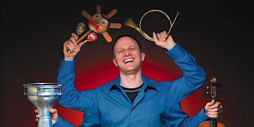 "Chris McKhool's ""Fiddlefire!"" Kids Show - Kleinburg ON"