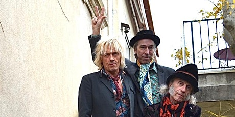 The Fleshtones ~ Nixon's Head ~ Brother JT tickets