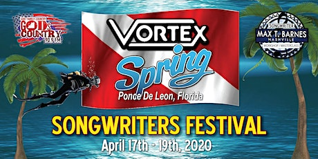 Vortex Songwriter Festival tickets