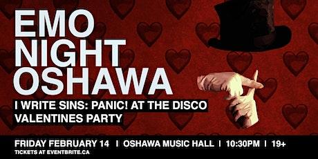 Oshawa Emo Night at The Music Hall - Fri Feb 14 tickets