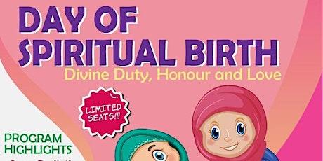 Day of Spiritual Birth tickets