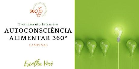 Imersão ACA360 - Turma 6 (Campinas, SP) ingressos