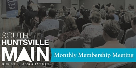 South Huntsville Main February Membership Meeting tickets