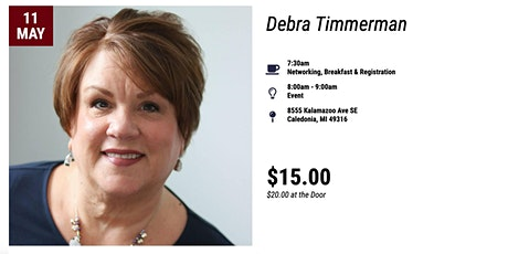 Debra Timmerman: Improving Team Performance tickets
