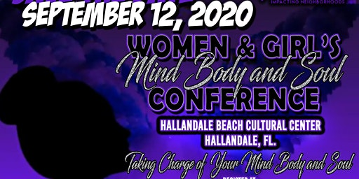 Women & Girl's Mind, Body & Soul Conference-VENDOR SPACE