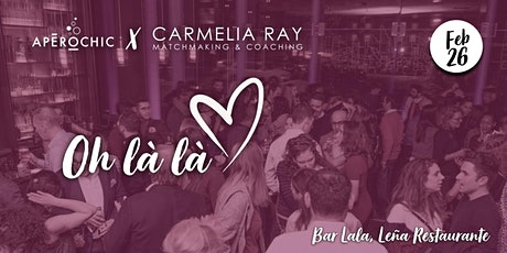 OH LA LA!! (special event) tickets