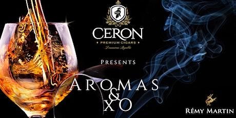 Aromas & XO tickets