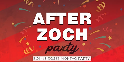 After Zoch ✘ Karnevalsparty Bonn ✘ 2020