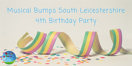 It's our 4th Birthday Party! tickets