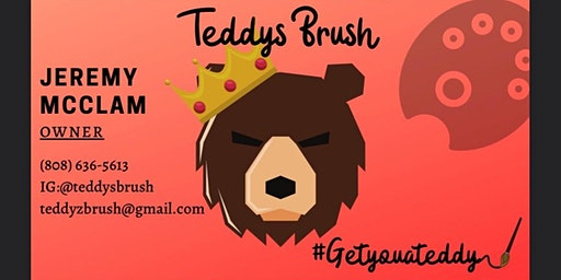Soft Opening For Teddy's Brush, LLC
