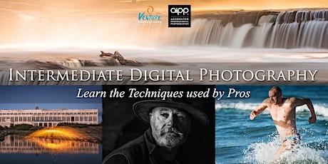 Intermediate Digital Photography (March 2020) tickets