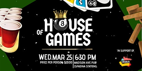 House Of Games tickets
