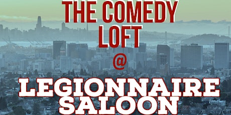 The Comedy Loft: Stand Up Show in Oakland tickets