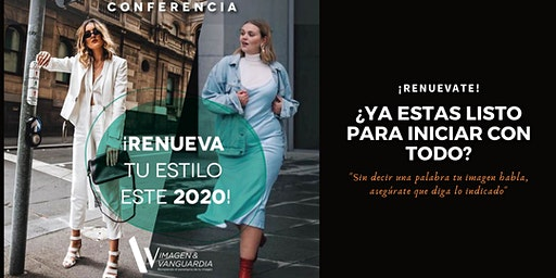 """""""RENUEVA TÚ ESTILO ESTE 2020"""""""